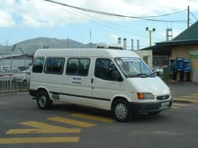 Mini Buses: 10 and 14 full seats
